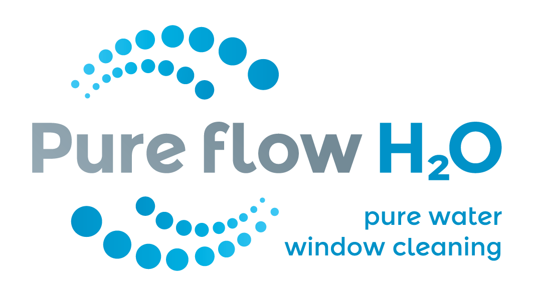 Pure flow H2O - Final logo design