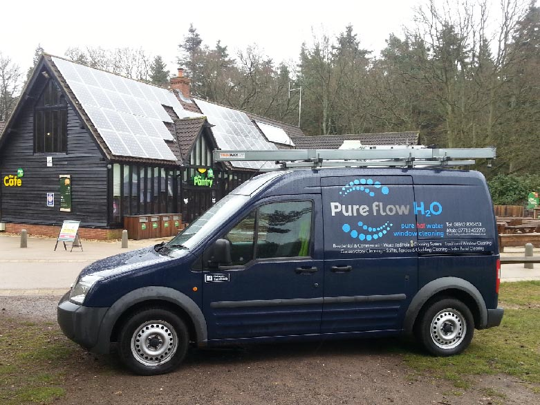 Pure Flow H2o Pure Flow H2o Thetford Window Cleaner